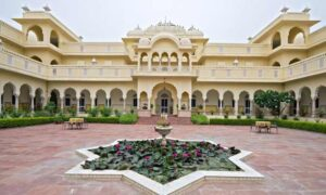 nahargarh-resort-ranthambore-entrance