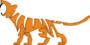 TigerRoutes logo